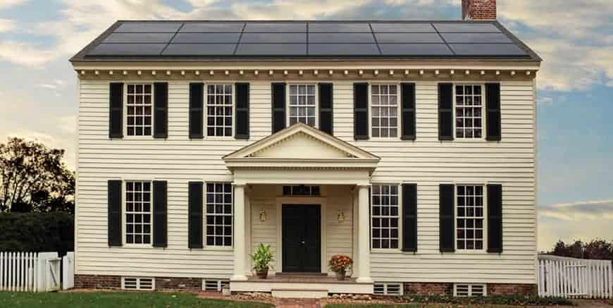 gaf techo solar roof