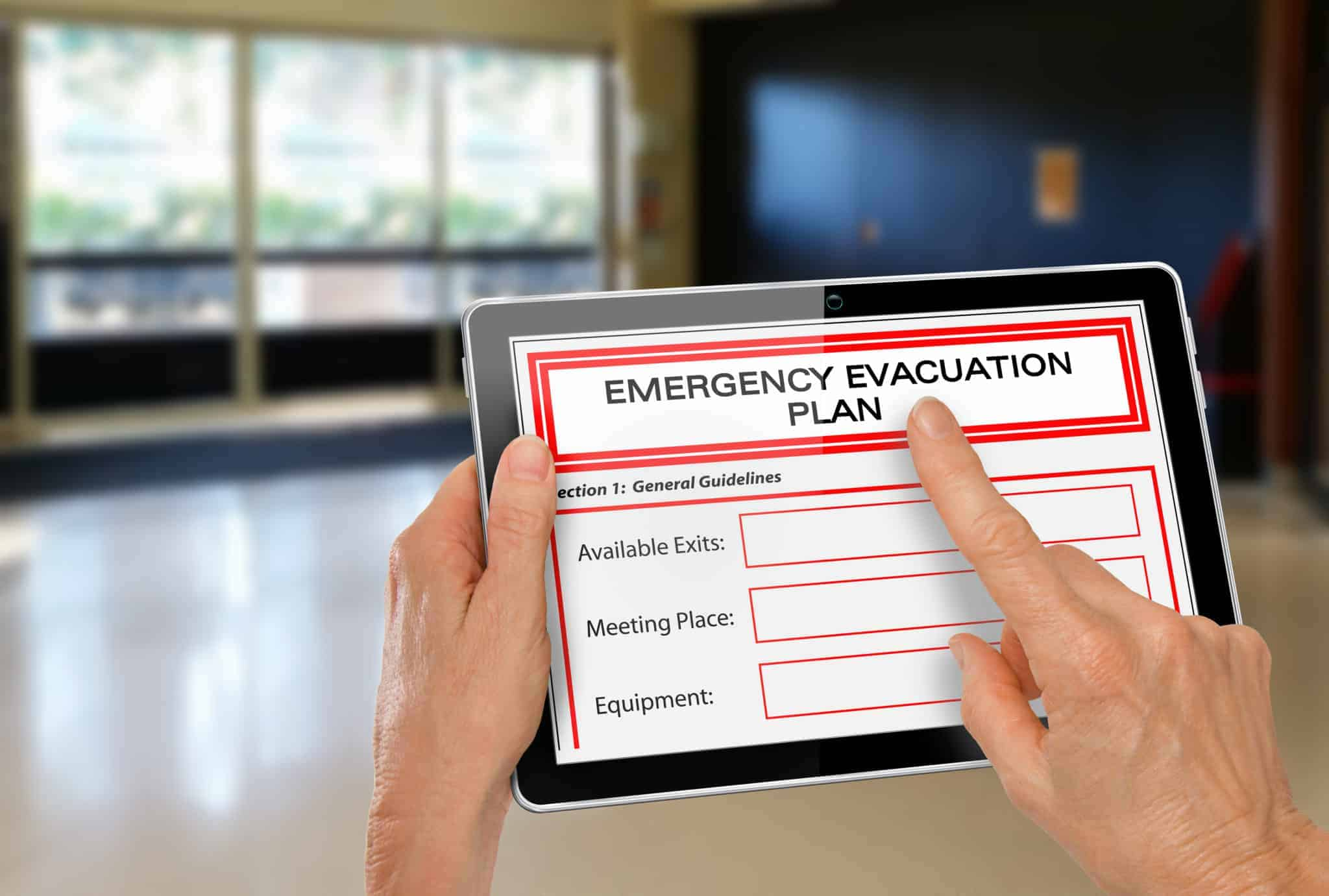 home emergency plan