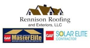 Rennison is a master elite contractor with GAF