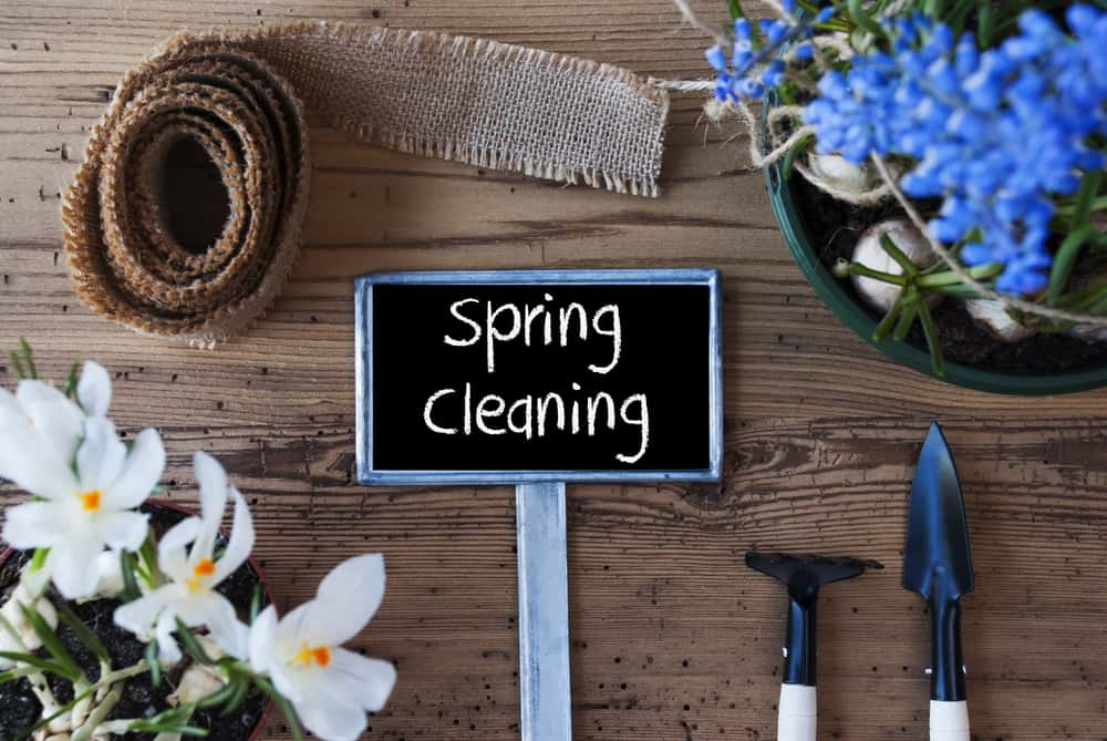 Your 5 Tips for Spring Roof and House Cleaning and Maintenance