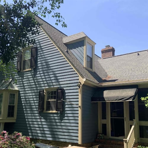 Hardie siding can add value to your homes look